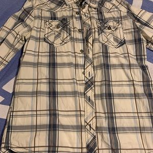 Awesome 😎 men's BKE button up dress shirt 👔